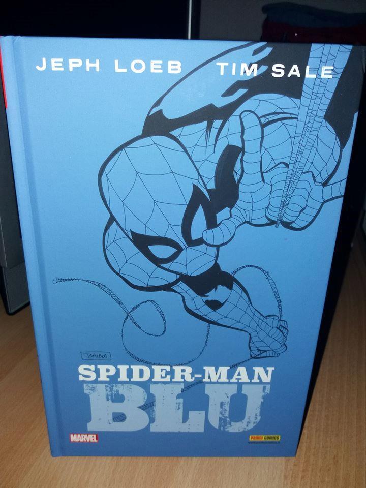 Spider-Man in copertina