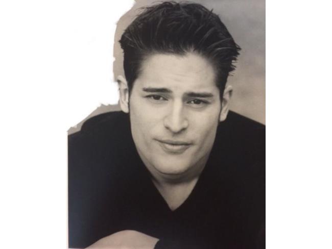 Joe Manganiello in una vecchia foto