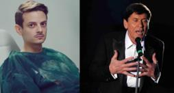 Una immagine che ritrae Rovazzi e Gianni Morandi