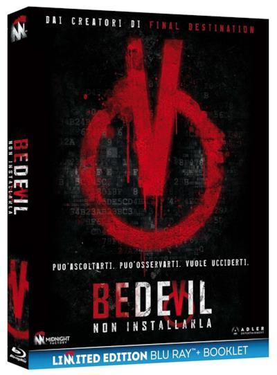 La copertina del film