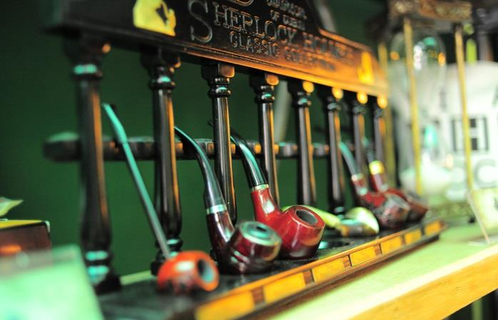 221B Baker Street : il bar dedicato a Sherlock Holmes