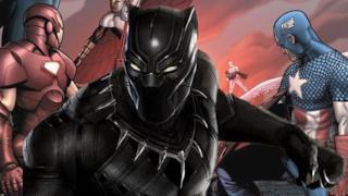 Pantera Nera prenderà parte a Civil War