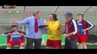 Panchinari: Su FlopTV il Bufalo gioca in panchina