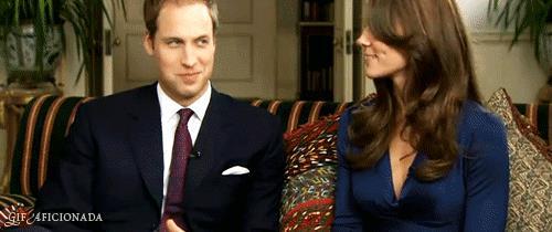 GIF di William e Kate