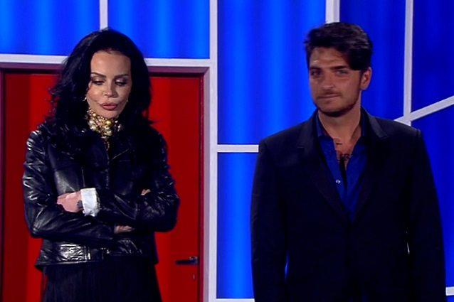 Nina Morić e Luigi Favoloso