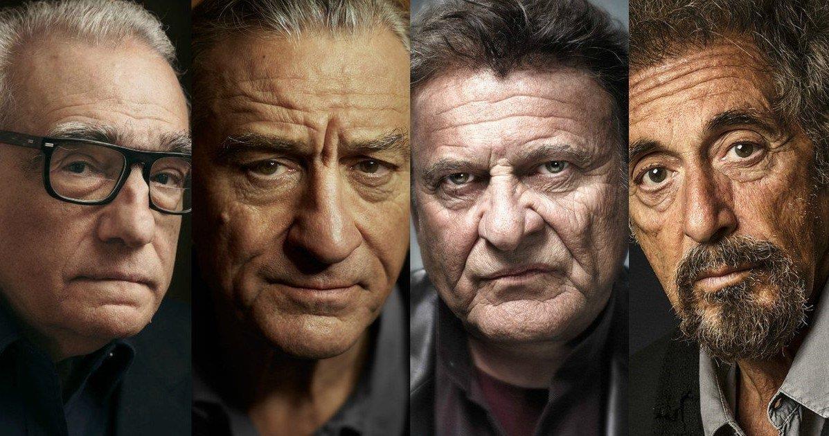 Le foto dei protagonisti del nuovo film Netflix e del regista