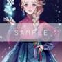 Elsa in reali abiti coreani