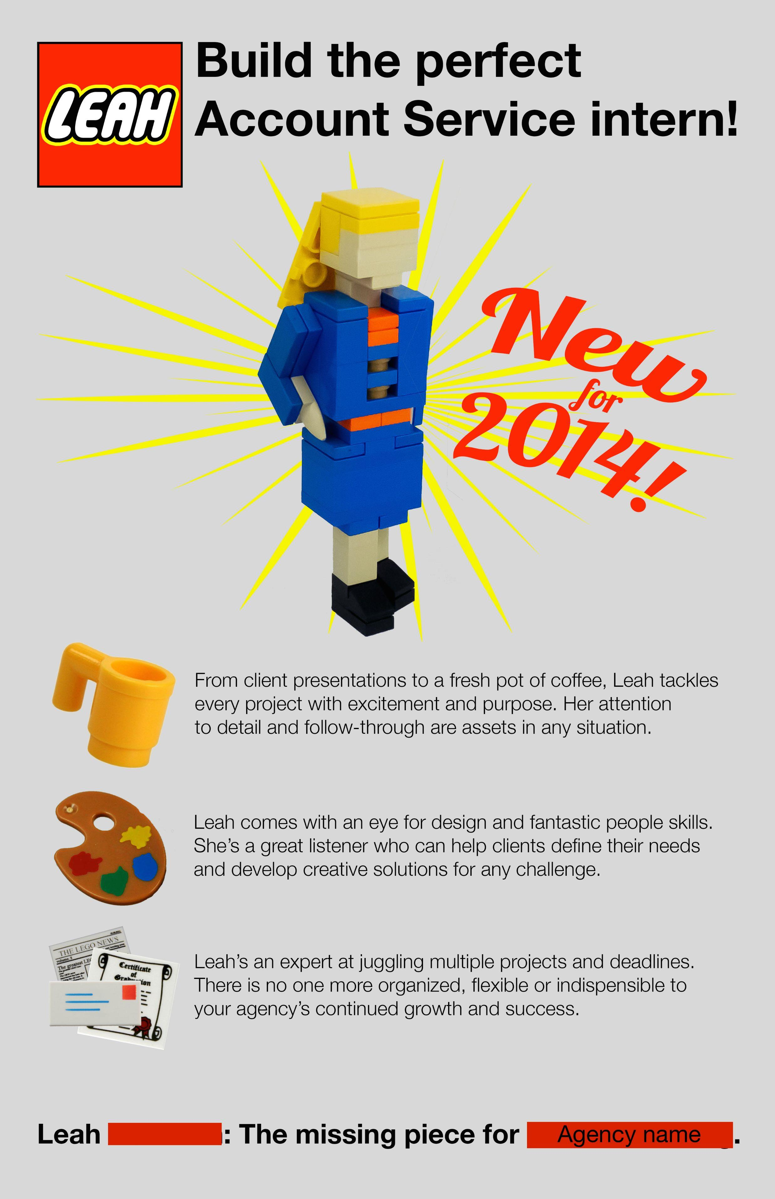 Versione LEGO di una persona