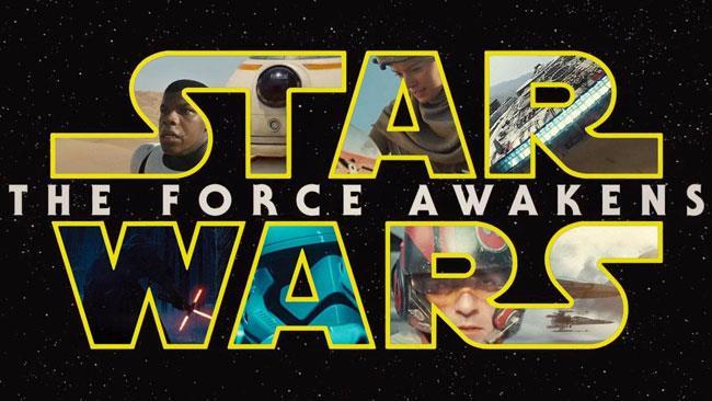 Star Wars 7: The Force Awakens