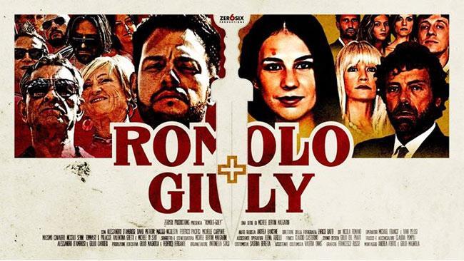 La locandina de Romolo + Giuly: La Guerra Mondiale italiana