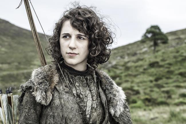 Secondo una teoria Meera Reed sarebbe la sorella di Jon Snow
