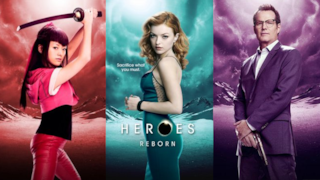 Heroes Reborn presenta i motion poster dei personaggi e la sinossi ufficiale