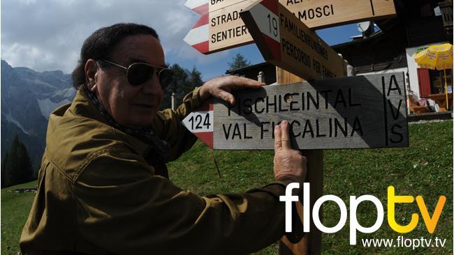Silvio in montagna