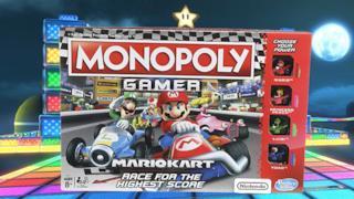 La foto della confezione del bellissimo Monopoly