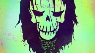 Il cartoon poster di Enchantress in Suicide Squad