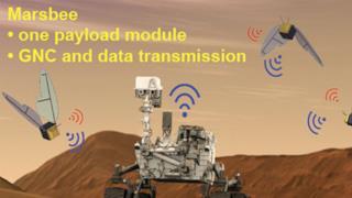 Il progetto delle Marsbees, le api robot per esplorare Marte