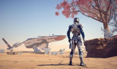 Un'immagine di Mass Effect: Andromeda