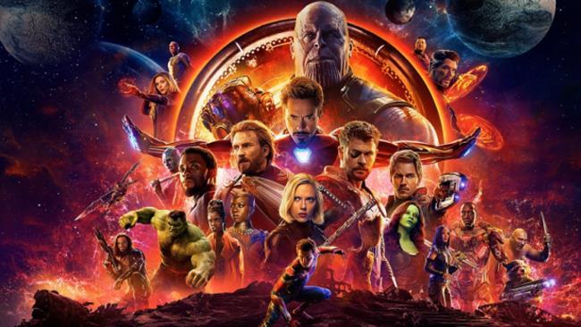 Gli Avengers e gli X-Men, i supereroi più famosi di casa Marvel.