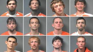 I dodici detenuti evasi