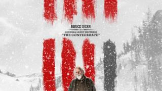 Il character poster di The Hateful Eight con Bruce Dern