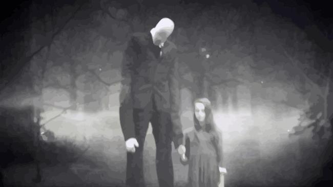 Il terrificante Slender Man