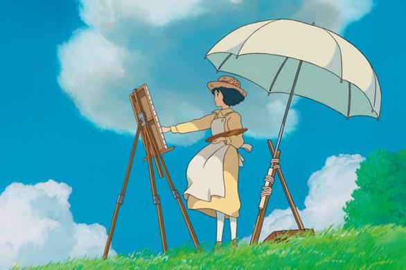 Naoko di si alza il vento