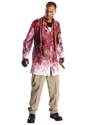 Il costume da Rick Grimes per Halloween