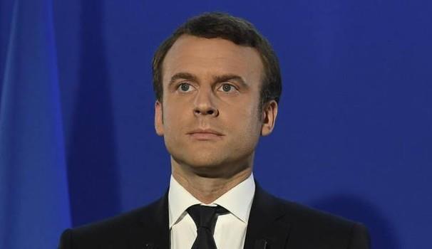 Presidente francese Macron