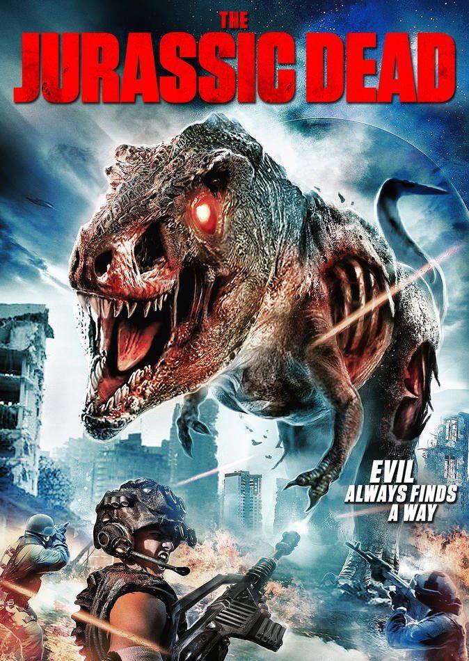La locandina di The Jurassic Dead