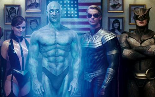 Ti piacerebbe vedere una serie TV di Watchmen?