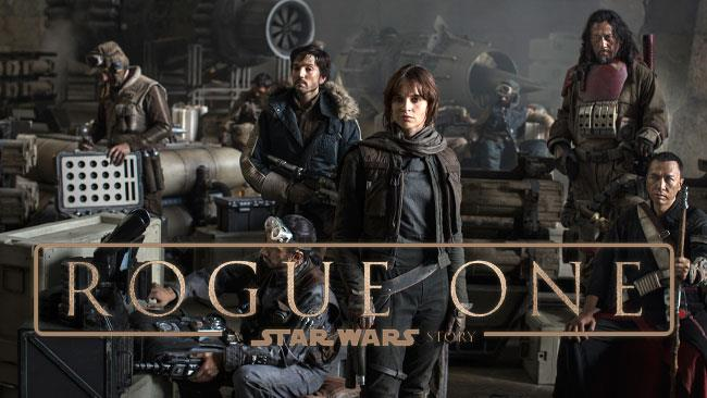 Star Wars: Rogue One svelati logo e foto del cast
