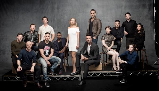 I cast di tutti i film Marvel di FOX