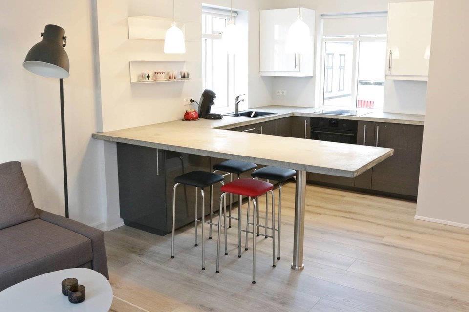 Reykjavik ospiterà i viagiatori in un lussuoso appartamento