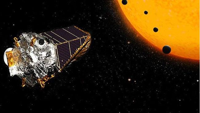 Il telescopio spaziale Kepler