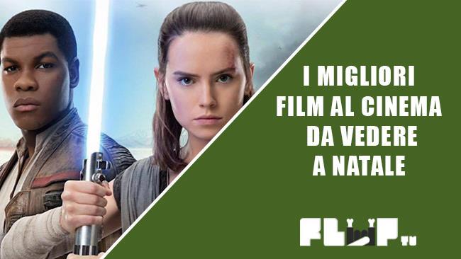 Rey e Finn di Star Wars.