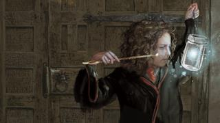 Hermione fa una magia