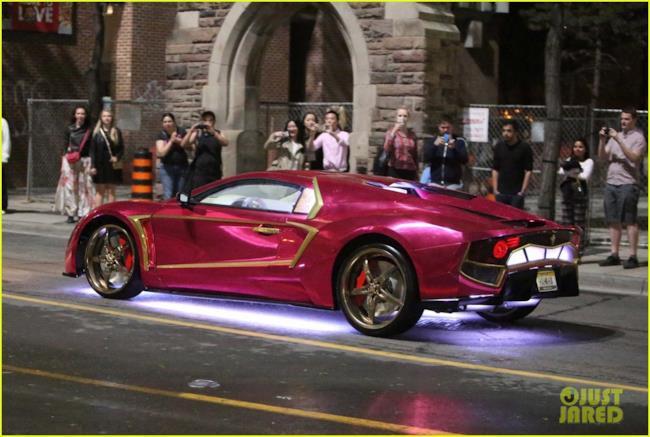 Suicide Squad prevede un inseguimento con l'auto del Joker