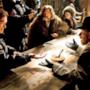 Quentin Tarantino dirige una scena di Hateful Eight
