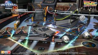 Un frame tratto dal videogioco