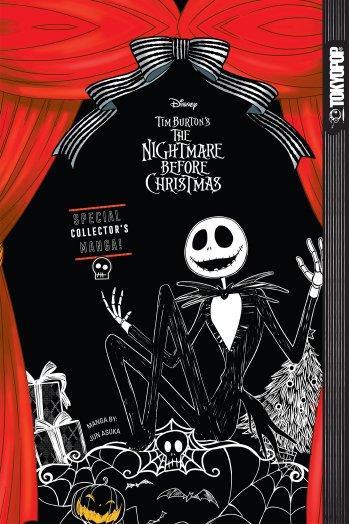 La copertina del manga