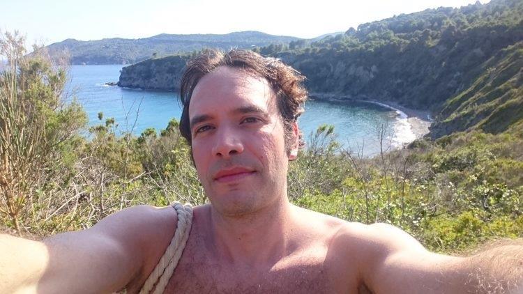 Una foto di Alan
