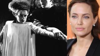 Universal Picture sceglie Angelina Jolie come protagonista del film La moglie di Frankenstein