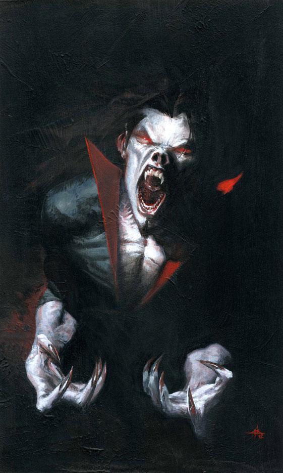 Ecco il vampiro vivente