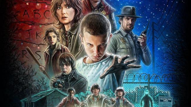 Una delle principali immagini della serie televisiva