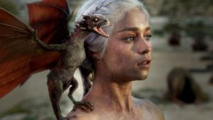 Dany in Game of Thones