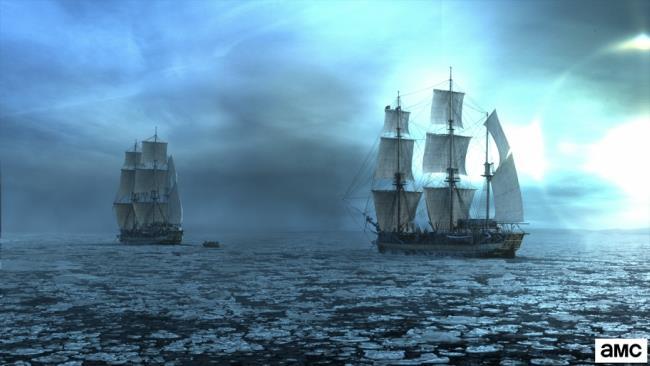 Una prima immagine della serie TV.