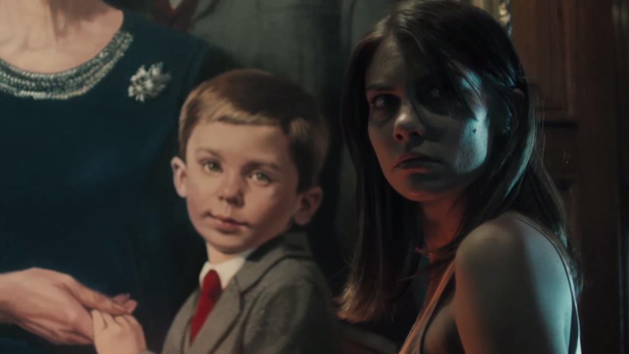 Il ritratto di famiglia in The Boy