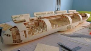 Il complesso aereo di carta