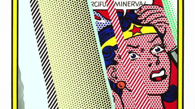 Mostra Roy Lichtenstein. Multiple Visions