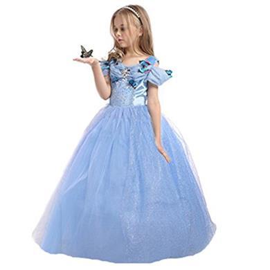 Costume Ragazze Principessa
